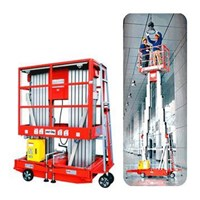 Jual TANGGA ELECTRIC AERIAL WORK PLATFORM TWO PERSON 6 M - 16 M