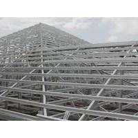 Lightweight steel frame