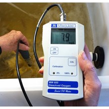 Dissolved Oxygen ( DO Meter) Alat Untuk Mengukur Oksigen Dalam Air