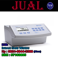 Jual HANNA HI 88703 Bench Top Turbidity Meter