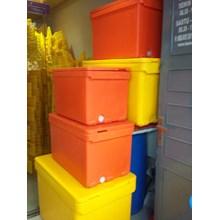 Cool Box Merk OCEAN - Kotak Es Penyimpanan Ikan & Udang - Box Ice