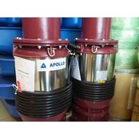 Jual Pompa Celup (Submesible Pump) Air Kolam Tambak Merk Apollo