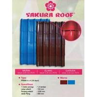 Jual Genteng Sakura Roof