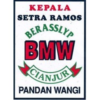Jual Beras Cianjur Cap BMW Pandan Wangi
