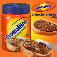 Jual Ovomaltine Crunchy Spread 400Gr