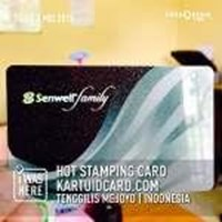 Sell Print Card Hot Stamp