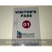 Sell Visitor Card