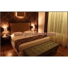 Minimalist Bedroom Interior Jakarta