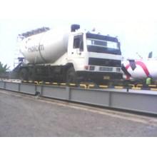 18 X 3 Mtr 60 Ton X 10 Kg Jembatan Timbang Rinstrum Type Pitless