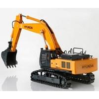 Miniature heavy equipment Hyundai Excavators R800LC-7E