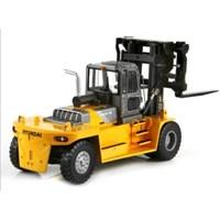 Miniature Heavy Equipment Hyundai Forklift