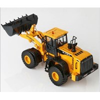 Miniature Heavy Equipment Hyundai Wheel Loaders
