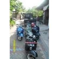 Sell Vespa 1970 's Super Sprint And 150Cc motorbike..
