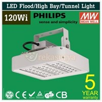 Sell Tunnel Light 120W Series I (FL-120Wi) Phillips LED Chip