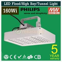 Jual Tunnel Light I Series 160W (FL-160Wi) Phillips LED Chip