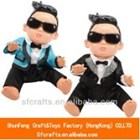 Boneka Gangnam Style - Joget Dan Musik