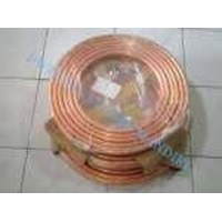 Jual  COPPER PIPES ASTM B280 ROLL