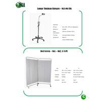 Lampu Tindakan Halogen-SGA-061 HG & Bed Screen-SGA-062
