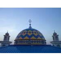 Sell Construction Of Steel Roof Of The Mosque WF