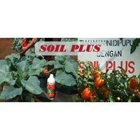 SOIL PLUS RED
