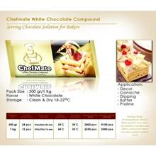 Chefmate White Chocolate Compound