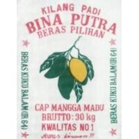 Beras IR64 Pilihan Cap Mangga Madu
