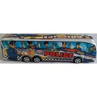 Jual 7505 – Police Bus