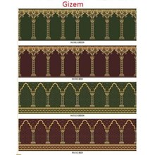 Sajadah Masjid Karpet Turki Gizem