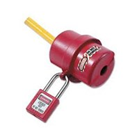 Jual 487 Electrical Plug Lock Out Master Lock