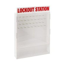 50995 Lockout ekstra besar Stasiun kosong Brady