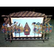 Miniatur Wayang