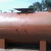 Solar tank 10000 L
