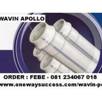 Jual Pipa PVC Wavin Apollo