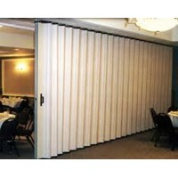 Jual Folding Door PVC