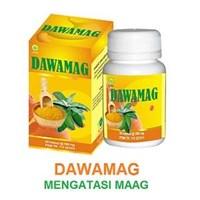 Herbal Dawamag Untuk Mengatasi Maag