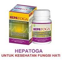Herbal Hepatoga Untuk Kesehatan Fungsi Hati