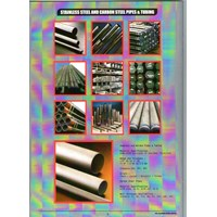 Jual Stainless Steel and Carbon Steel Pipes & Tubing