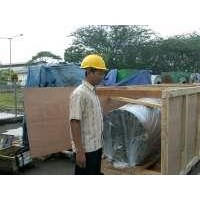 EXPORT PACKING PACK PACKING EXPORT WOODEN SKID MACHINE PACK WOODEN BOX