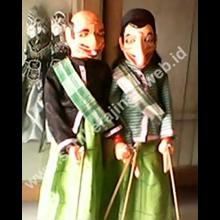 Wayang Dewala & Gareng