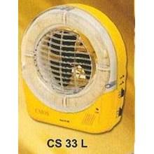 CMOS CS-33L EMERGENCY LAMP LED DENGAN KIPAS