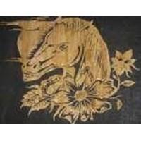 Jual Seni Lukisan Jerami Batak2