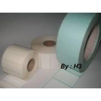 Jual LABEL SEMICOATED
