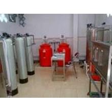 Instalasi Pengolahan Air Murni Standar Industri Farmasi