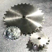 Suku Cadang Motor Sprocket mix