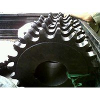 Suku Cadang Mesin Sprocket Double