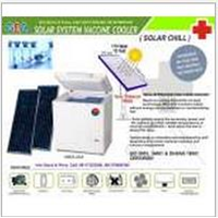 Sell Solar Vaccine Cooler  GEA Type MKS 044