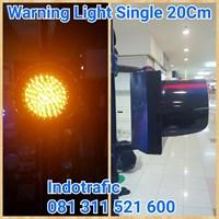 Traffic Light Single 20cm
