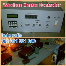 Lampu Jalan Master Controller Traffic Light