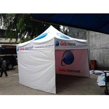 Tenda Rangka Lipat (Folding Tent)