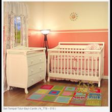 Set Tempat Tidur Bayi Cantik